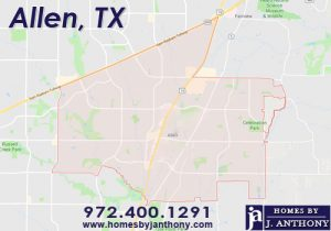 Homes By J Anthony-Lots in Allen Tx