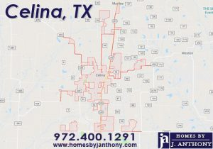 Homes By J Anthony-Lots in Celina TX