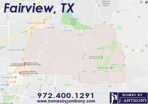 Homes By J Anthony-Lots in Fairview Tx