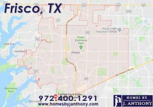 Homes By J Anthony-Lots in Frisco Tx