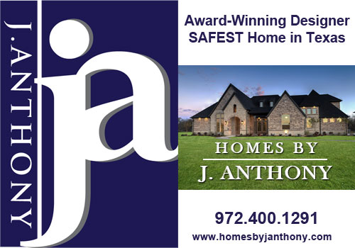 Homes By J. Anthony – North Texas Premier Custom Home Builder