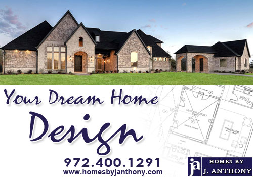 Luxury Custom Homes Design -Homes By J. Anthony