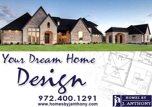 Luxury Custom Homes Design -Homes By J. Anthony