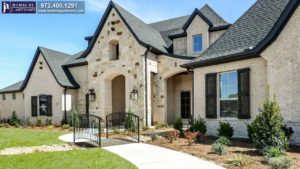 Exterior Photo Gallery-Homes By J. Anthony-DFW Custom Home Builder