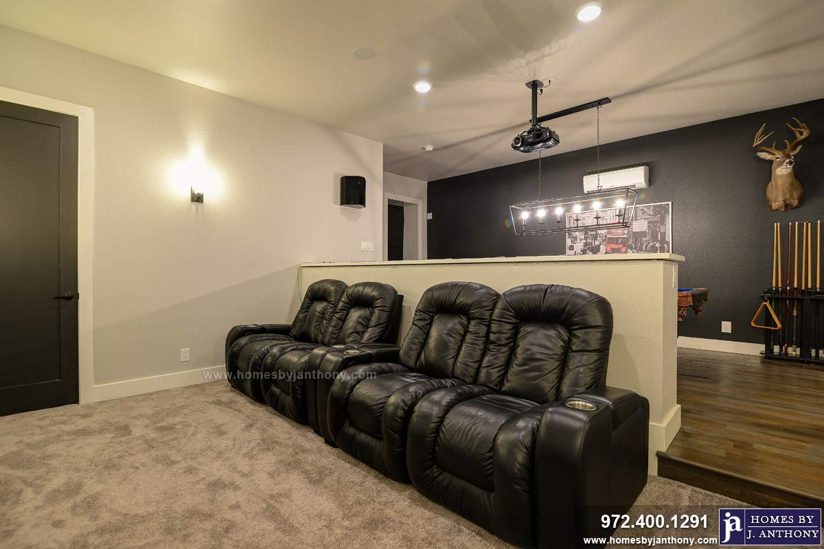 Basements In The DFW Area