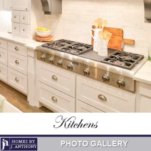 Homes By J Anthony Kitchens Photo Gallery