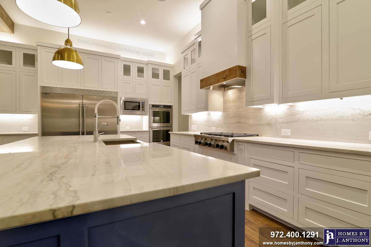 Kitchens Photo Gallery – Homes By J. Anthony – North Texas Premier ...