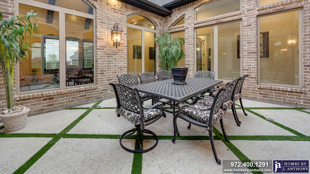 Outdoor Living Photo Gallery-Homes By J. Anthony-DFW Custom Home Builder