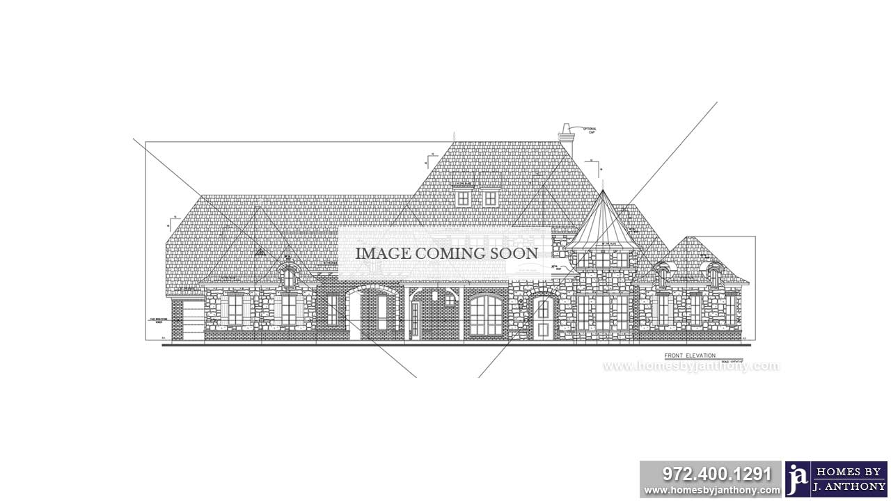 Communities - Homes By J. Anthony-DFW Custom Home Builder