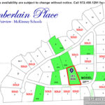 Chamberlain Place Community in Fairview TX-Lot n1 For Sale-November 2019- Homes By J. Anthony-DFW Custom Home Builder