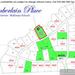 Chamberlain Place Community in Fairview TX-Lot n15 For Sale-November 2019- Homes By J. Anthony-DFW Custom Home Builder