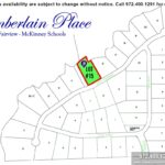 Lot For Sale (Lot#15, McKinney ISD)-Homes By J Anthony offers Premier lots for home construction in Fairview TX, Chamberlain Place Community