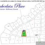 Lot For Sale (Lot#3, McKinney ISD)-Homes By J Anthony offers Premier lots for home construction in Fairview TX, Chamberlain Place Community