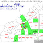 Chamberlain Place Community in Fairview TX-Lot n7 For Sale-November 2019- Homes By J. Anthony-DFW Custom Home Builder