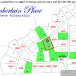 Chamberlain Place Community in Fairview TX-Lot n8 For Sale-November 2019- Homes By J. Anthony-DFW Custom Home Builder