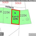 Lot For Sale (Lot#2, Plano ISD)-Homes By J Anthony offers Premier lots for home construction in Lucas, TX, Stinson Highlands Community