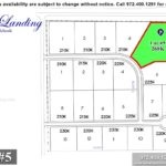 Lot For Sale (Lot#5, Celina ISD)-Homes By J Anthony offers Premier lots for home construction in Celina, TX, Carter Landing Community