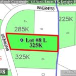 Lot For Sale (Lot#8L, Lovejoy ISD)-Homes By J Anthony offers Premier lots for home construction in Lucas, TX, Stinson Highlands Community