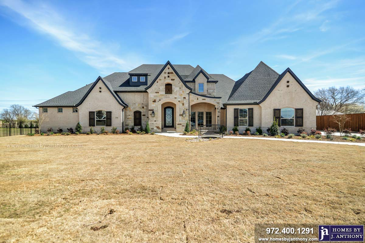 196445ddf Homes By J Anthony Completed Home Showcase-Prosper TX – Homes By J ...