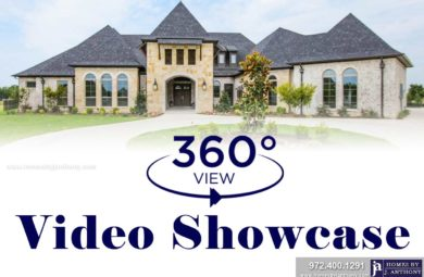 Homes By J Anthony Video Showcase in 360 degree