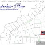 Lot For Sale (Lot#6c, McKinney ISD)-Homes By J Anthony offers Premier lots for home construction in Fairview TX, Chamberlain Place Community