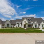 Completed Homes Showcase, Custom Home in Lucas, TX Bristol Park Community