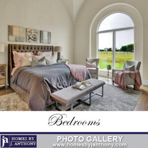 Homes By J Anthony Bedrooms Photo Gallery