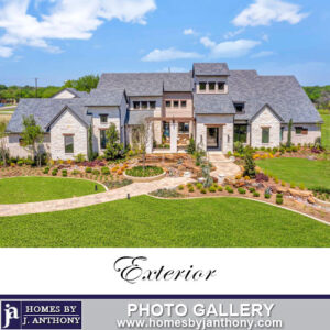 Homes By J Anthony Exteriors Photo Gallery