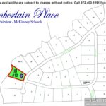Lot For Sale (Lot#10c, McKinney ISD)-Homes By J Anthony offers Premier lots for home construction in Fairview TX, Chamberlain Place Community