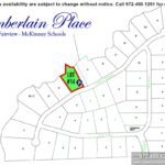 Lot For Sale (Lot#14c, McKinney ISD)-Homes By J Anthony offers Premier lots for home construction in Fairview TX, Chamberlain Place Community