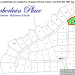 Lot For Sale (Lot#1c, McKinney ISD)-Homes By J Anthony offers Premier lots for home construction in Fairview TX, Chamberlain Place Community