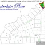 Lot For Sale (Lot#21c, McKinney ISD)-Homes By J Anthony offers Premier lots for home construction in Fairview TX, Chamberlain Place Community