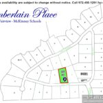 Lot For Sale (Lot#2i, McKinney ISD)-Homes By J Anthony offers Premier lots for home construction in Fairview TX, Chamberlain Place Community