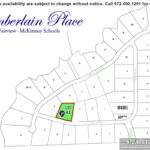 Lot For Sale (Lot#4i, McKinney ISD)-Homes By J Anthony offers Premier lots for home construction in Fairview TX, Chamberlain Place Community