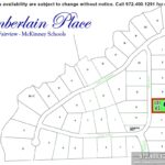 Lot For Sale (Lot#5c, McKinney ISD)-Homes By J Anthony offers Premier lots for home construction in Fairview TX, Chamberlain Place Community