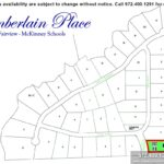 Lot For Sale (Lot#8c, McKinney ISD)-Homes By J Anthony offers Premier lots for home construction in Fairview TX, Chamberlain Place Community