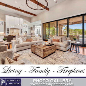 Homes By J Anthony Living Rooms Photo Gallery