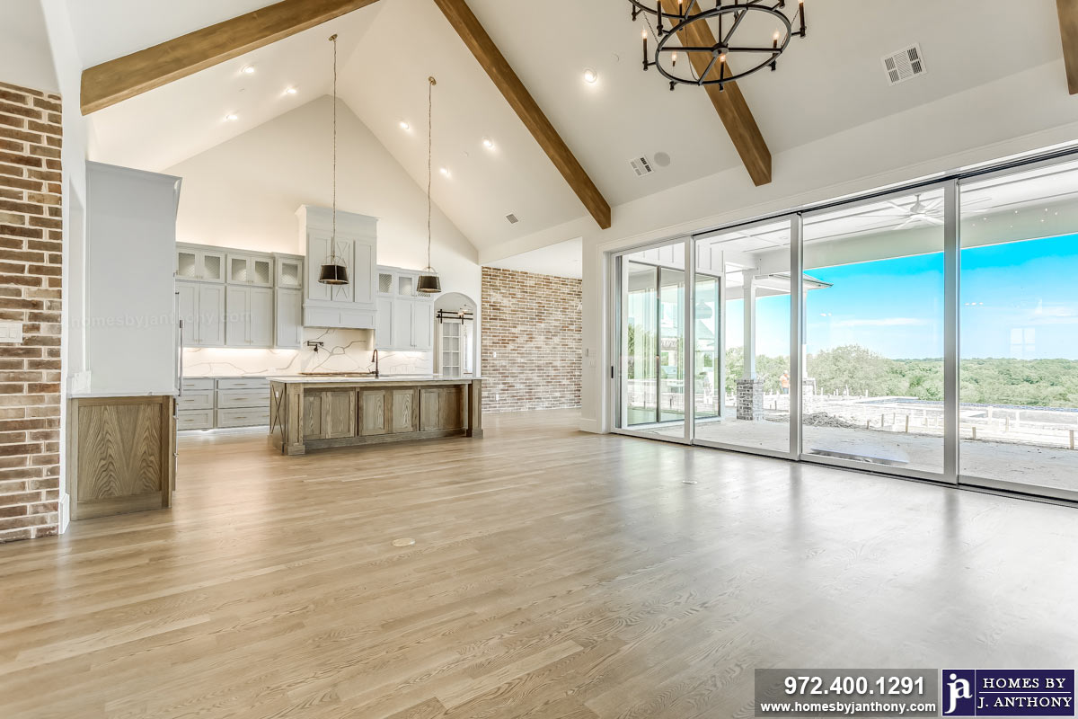 Award Winning Custom Home Builder-Homes By J Anthony Completed Home Showcase 2020 - Custom Home in McKinney, TX