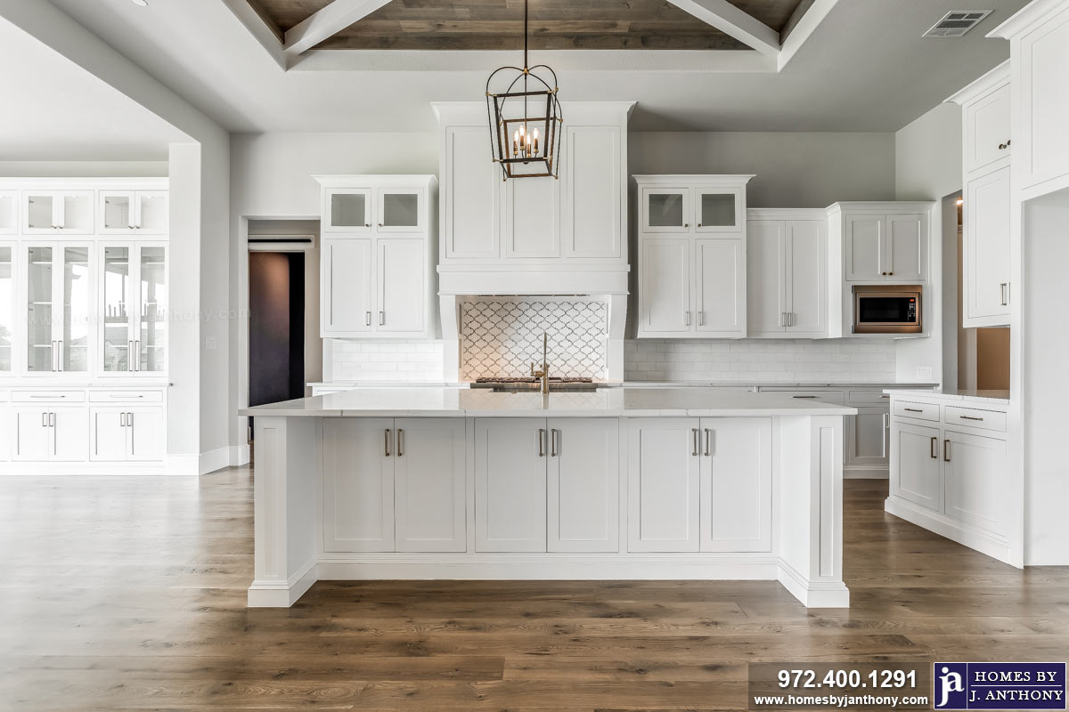 Award Winning Custom Home Builder-Homes By J Anthony Completed Home Showcase 2020 - McKinney TX