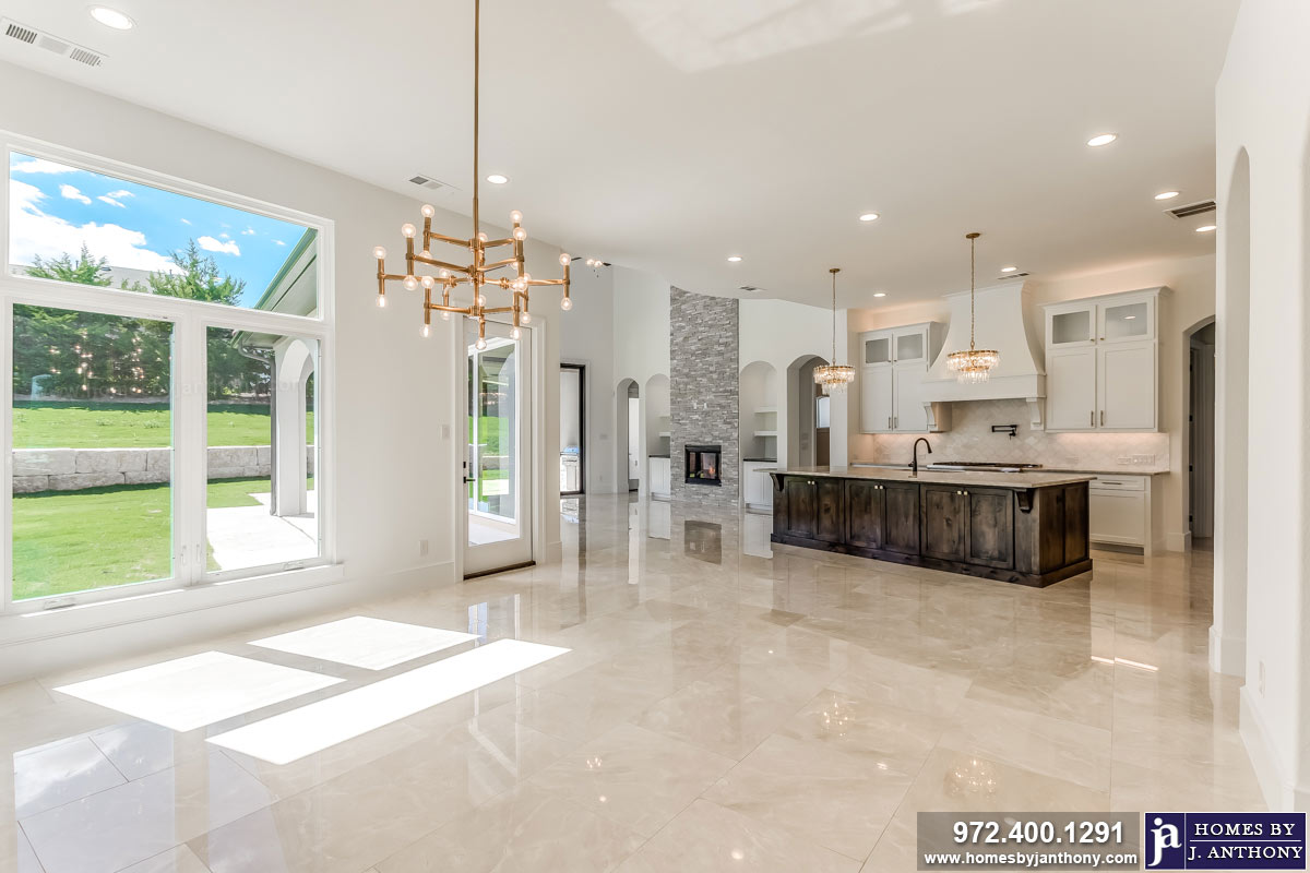 Award Winning Custom Home Builder-Homes By J Anthony Completed Home Showcase 2020 - Custom Home in McKinney, TX