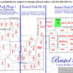 Homesite Lots For Sale-Homes By J Anthony offers Premier lots for home construction in Lucas TX, Bristol Park Community Ph 3, Plano ISD