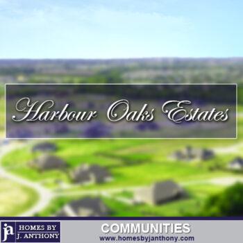 Harbour Oaks Estates Community in Fairview TX-September 2020- Homes By J. Anthony-DFW Custom Home Builder