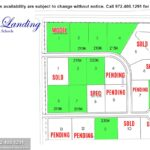 Lots For Sale Homes By J Anthony offers Premier lots for home construction in Celina, TX, Carter Landing Community – February 2021